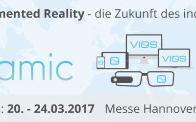 VIOS and VIOS AR at the CeBIT 2017