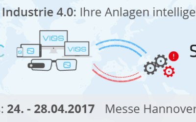 Industry 4.0 at the Hannover Fair 2017