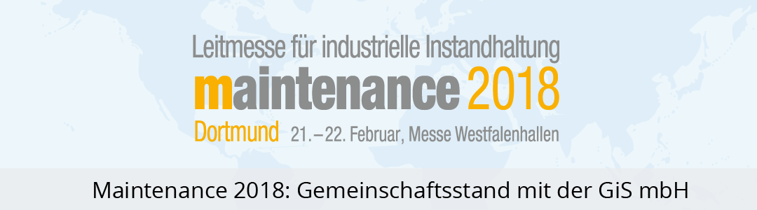 Maintenance Dortmund 2018