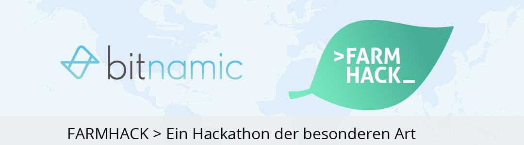 FARMHACK > Ein Hackathon der besonderen Art
