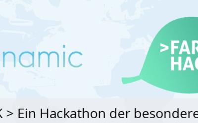 FARMHACK > A very special hackathon