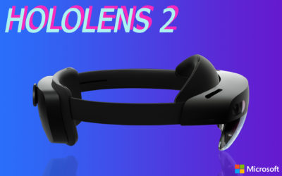 Microsoft HoloLens 2 | Features and improvements