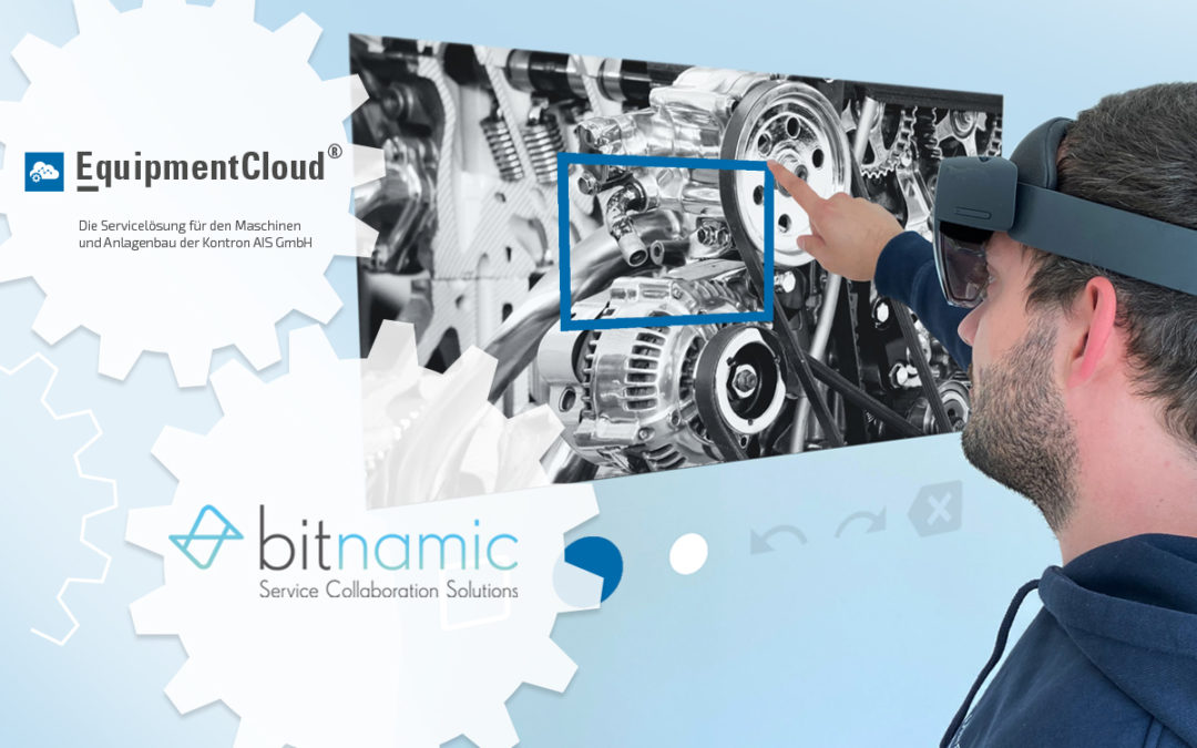Increase service efficiency with Kontron AIS GmbH and bitnamic CONNECT