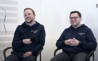 Interview: Bitnamic founders Rolf Behrens and Alexei Kolesnikow on the opportunities for start-ups in the industrial sector and long-term success